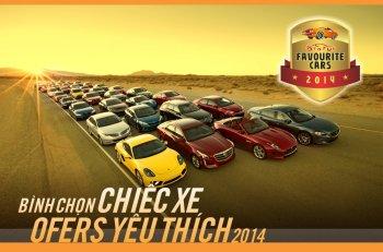 """""""Otofun Favourite Cars 2014"""" chính thức khởi động"""