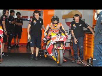 Marquez nhanh nhất trong ngày chạy thử cuối cùng