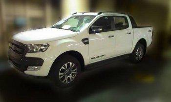 Ford Ranger Wildtrack 2015 sẽ hầm hố và mạnh mẽ hơn