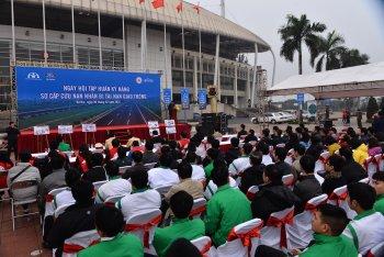 Ford Việt Nam tổ chức ngày hội sơ cứu