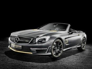 Món quà đặc biệt Mercedes dành cho nhà vô địch F1