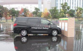 Toyota Auris mẫu xe đầu tiên được trang bị Toyota Safety Sense