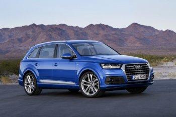 Audi Q7 2016: thanh lịch và thực dụng hơn