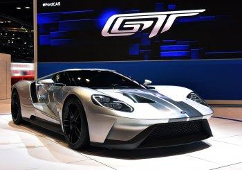 "Ford GT 2016 ""diện áo mới"" tại Chicago Auto Show 2015"