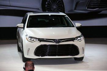 Toyota Avalon 2016 đã xuất hiện