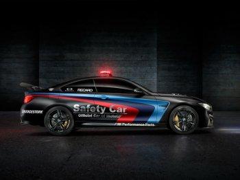 BMW M4 Coupe - xe an toàn của mùa giải MotoGP 2015