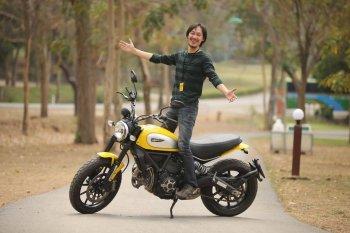 Ducati Scrambler đích thực là gì