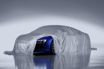 Audi R8 2017 giống như Lamborghini Huracan?