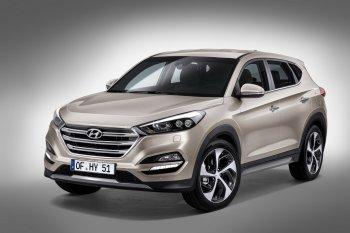 Hyundai  Tucson 2016 – bước tiến của thương hiệu Hyundai