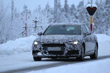 Audi A4 B9 mới sẽ được bổ sung hộp số tự động 9 cấp