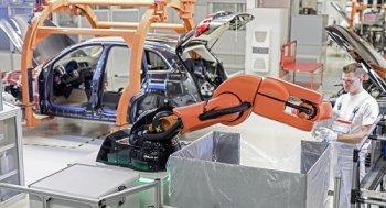 Robot sẽ làm trợ lý cho công nhân tại nhà máy Audi