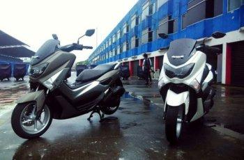 Yamaha NMax mới đe dọa vị thế của Honda PCX với lợi thế công nghệ