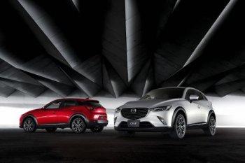 Mazda CX-3 – Dòng SUV nhỏ lại nổi sóng