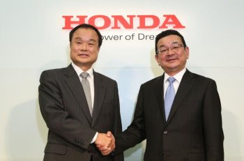Ông Takanobu Ito từ chức CEO Honda