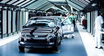 Volkwagen tạm hoãn xây nhà máy tại Thái Lan