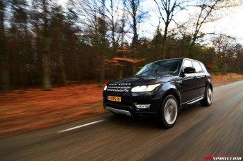 62.000 xe Ranger Rover thiếu an toàn vì lỗi túi khí