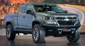 Chevy đặt tên Badlands cho đứa con mang sứ mệnh hạ bệ Ford F-150 Raptor