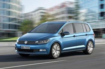 Volkswagen Touran nhẹ hơn, tiết kiệm hơn