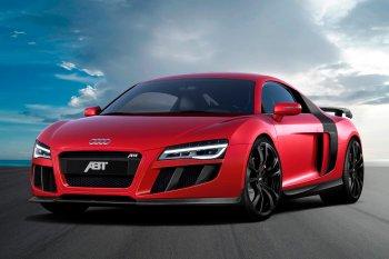 """Audi """"úp mở"""" hình ảnh R8 2016"""