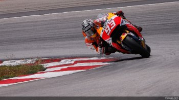 Marquez tiếp tục nhanh nhất trong ngày chạy thử cuối cùng