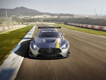 """Mercedes-AMG GT3 chính thức """"xuống đường"""""""