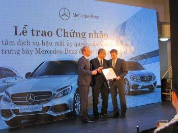 Mercedes-Benz Việt Nam mở trung tâm bán xe cũ chính hãng tại Hà Nội