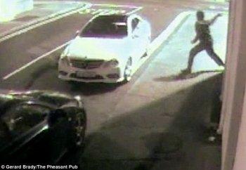 Cái kết buồn cho một tên trộm xe