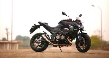 """Kawasaki Z800 ABS 2014 """"Thanh bảo kiếm sắc"""" trong tầm giá 300 triệu đồng"""
