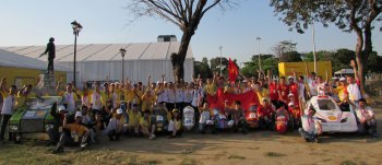 Người Việt Nam vô địch giải đua Shell Eco-marathon thế giới