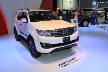 Toyota Việt Nam đồng loạt tăng & giảm giá xe
