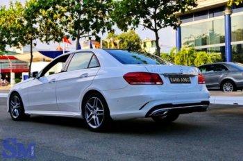 Mercedes-Benz E-Class và CLS-Class tại Việt Nam cũng dính triệu hồi