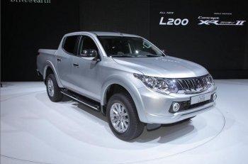 """Mitsubishi L200/Triton: """"Đổi mới"""" để gia tăng sức cạnh tranh"""