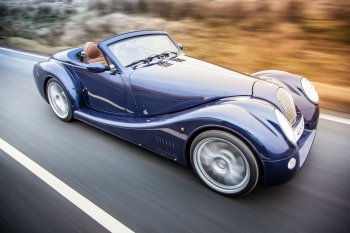 Morgan Aero 8 mới: chất cổ điển thấm đẫm tinh hoa công nghệ hiện đại