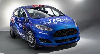 Fiesta R2 Rally trang bị động cơ 3 xi-lanh cho mùa giải WRC 2015