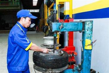 Goodyear khai trương dịch vụ Autocare tại Hà Nội