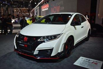 Phiên bản mạnh nhất của chiếc Honda Civic đã chính thức xuất hiện