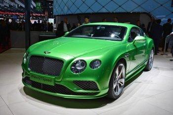 Bộ đôi Coupe cực độc của Bentley tại Geneva 2015