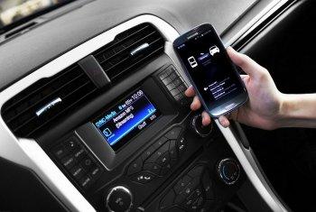 Hệ thống Ford SYNC cập nhật thêm 6 ứng dụng giải trí