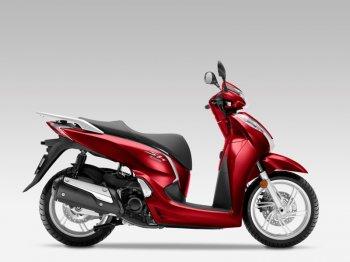 Honda SH300i 2015 thân thiện và tiện ích hơn