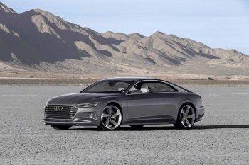 Audi A8 thế hệ mới sẽ là xe tự lái
