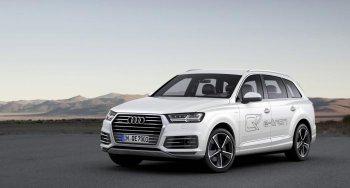 Audi chuẩn bị ra SUV cỡ lớn hoàn toàn chạy điện