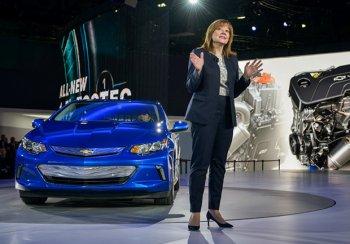 CEO của General Motors lọt vào danh sách 10 người phụ nữ quyền lực nhất thế giới