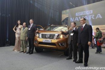 Nissan Navara thế hệ mới có giá từ 645 triệu đồng