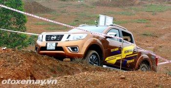 Trải nghiệm thực tế Nissan NP300 Navara