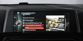 BMW nâng cấp hệ thống thông tin giải trí