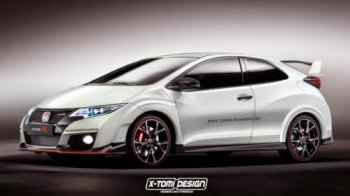 Sẽ không có bản Honda Civic Type R năm cửa