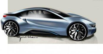 """BMW bắt đầu phác thảo dòng """"xe sạch"""" đời thứ ba"""