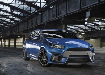 Cảm nhận rõ ràng sức mạnh của Ford Focus RS