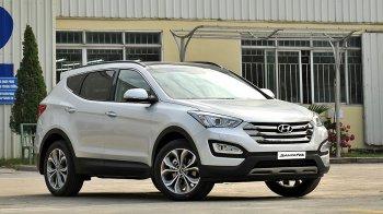 Hyundai giảm giá xe tới 50 triệu đồng