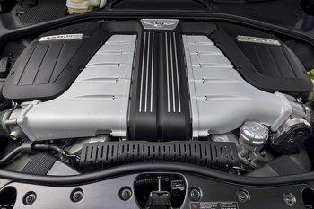 Bentley Bentayga sẽ dùng động cơ W12 biến thiên dung tích
